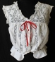 Victorian Chemise with Lace - www.buckinghamvintage.co.uk