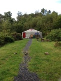 Yurt - FellFoot, Lake Windemere, Lake District - www.buckinghamvintage.co.uk
