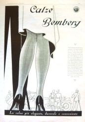 Vintage Bemberg Stockings from www.buckinghamvintage.co.uk